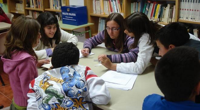 Biblioteca p blica municipal arroyo de la luz c ceres at spain is culture for Oficina turismo valencia