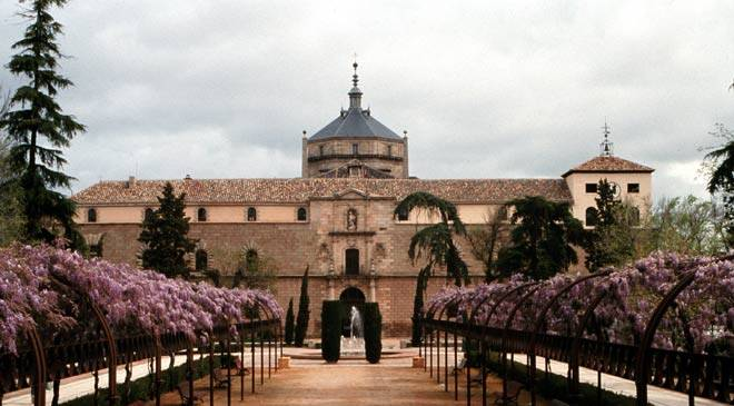 Façade of Tavera Hospital, the site of the Nobility Section of the National Historical Archive © Ministerio de Cultura
