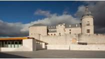 View of Simancas castle, the site of the General Archive of Simancas © Ministerio de Cultura