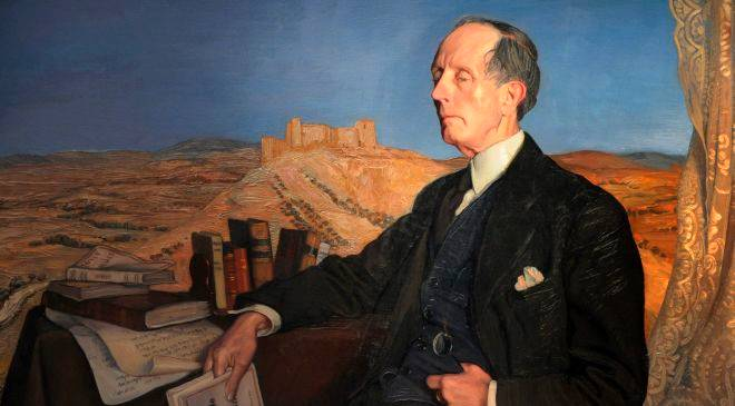Portrait of Azorín painted in 1941 by his friend Ignacio Zuloaga © EFE