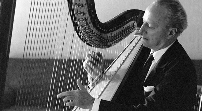 Nicanor Zabaleta - Florilège De La Harpe