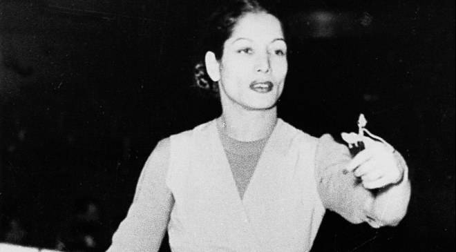 Carmen Amaya. Dance,Flamenco. Biography and works at Spain is culture.