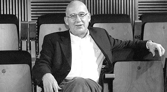 José Sanchis Sinisterra Jos Sanchs Sinisterra LiteratureTheatre Biography and works at