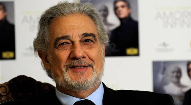placido domingo songs