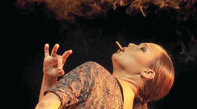 Rocío Molina Cruz © Fernando Ruso / EL MUNDO
