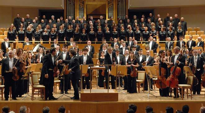 Spanish National Orchestra and Choir © Ministerio de Cultura