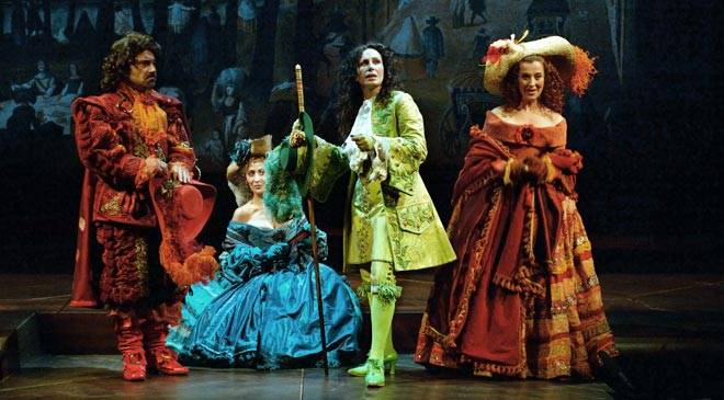 National Classical Theatre Company. 'Don Gil of the Green Breeches' © Ministerio de Cultura