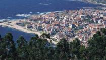 View of A Guarda from high ground. A Guarda, Pontevedra © Turespaña