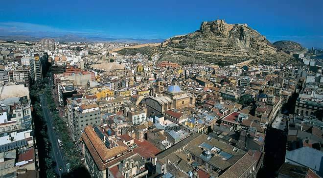 Alicante alacant spain tourism in alicante alacant spain - Piscine valencia espagne ...