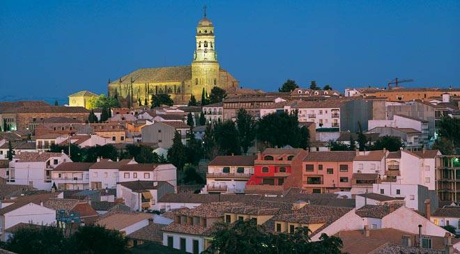 View of Baeza © Turespaña
