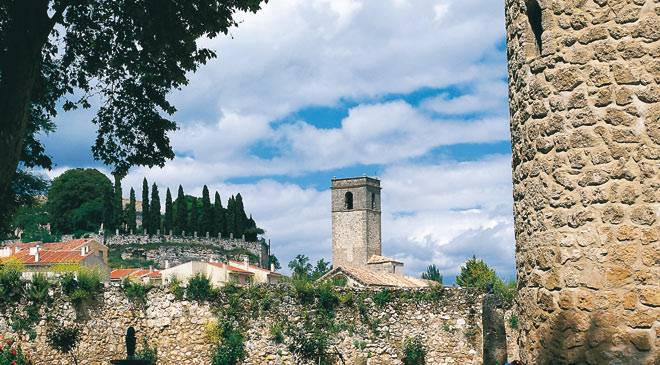 View of Brihuega © Turespaña