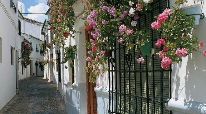 Typical street in Priego de Córdoba © Turespaña