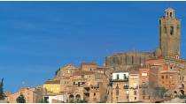 View of Cervera © Turespaña