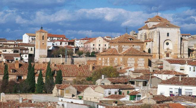 Chinchon, Spain: tourism in Chinchon, Spain.