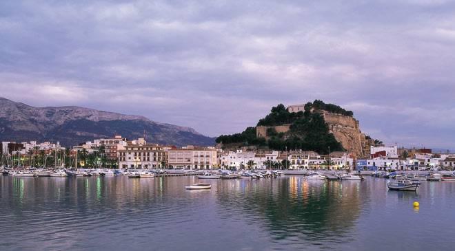 Denia spain tourism in denia spain
