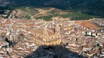 General view of Jaén © Turespaña