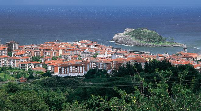 View of Lekeitio © Turespaña