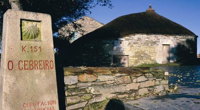 Villes Et Villages De Lugo  Espagne  O Cebreiro  Tourisme