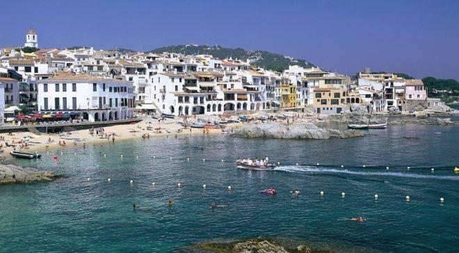 Villes et villages de g rone espagne palafrugell - Calella de palafrugell office tourisme ...