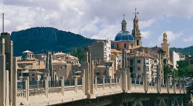 Villes et villages de alicante espagne alcoy alcoi tourisme en valence espagne - Alicante office de tourisme ...