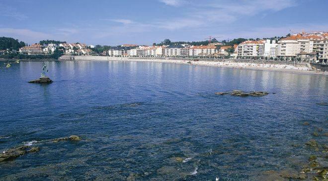 Sanxenxo Spain  city photo : ... de Pontevedra, Espagne: Sanxenxo. Tourisme en Galice, Espagne