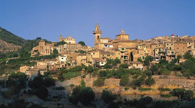 Valldemossa spain tourism in valldemossa spain for Valldemossa mallorca