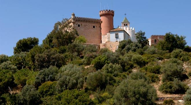 Castelldefels, Spain: tourism in Castelldefels, Spain.