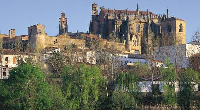 View of Plasencia © Turespaña
