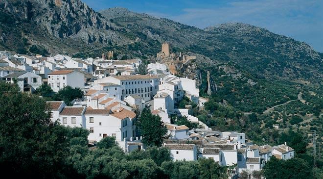 Carte Zuheros Espagne.Villes Et Villages De Cordoue Espagne Zuheros Tourisme En
