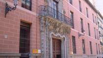 Partial view of Perales Palace, site of the Spanish Film Archive © Ministerio de Cultura