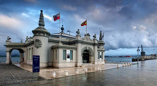 Palacete del Embarcadero: Exhibition room/Photography in Santander