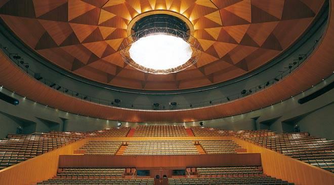 Conferences In Teatro De La Maestranza Business Tourism