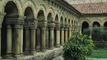 Cloister of the Santillana del Mar Collegiate Church © Turespaña