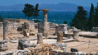 Greek ruins at Ampurias © Turespaña