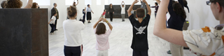 Activities for children in the Reina Sofía National Art Museum © Ministerio de Cultura