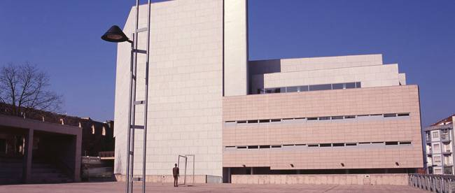 Municipal auditorium in Ourense, one of the venues in the Festival © Turespaña