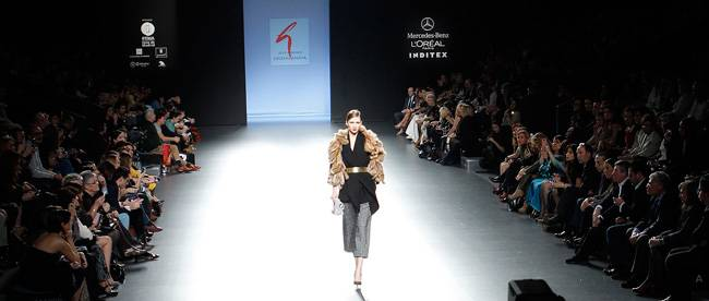 © Ifema. Mercedes-Benz Fashion Week Madrid
