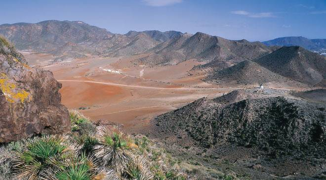Parque natural del cabo de gata n jar nature reserve at spain is culture - Parque natural cabo de gata nijar ...