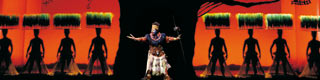 Musical: The Lion King © Stage Entertainment España