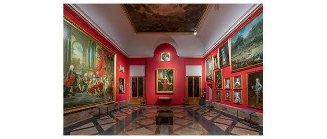 Sala Villanueva or gallery 39 of the museum © Museo Nacional del Prado