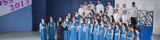A performance at the 2013 International Habaneras and Polyphony Competition. Torrevieja, Alicante. © Turismo de Torrevieja