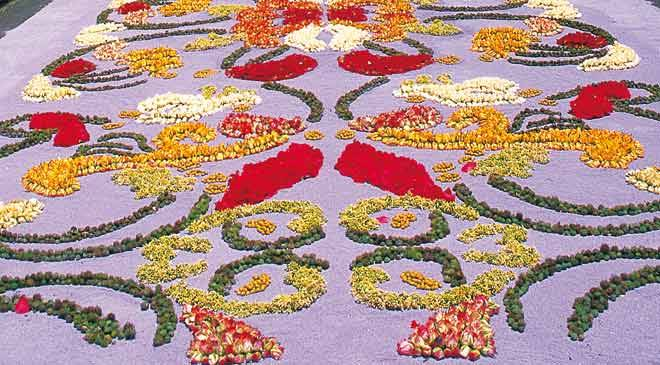 Corpus Christi And Pilgrimage Of San Isidro Festivities And