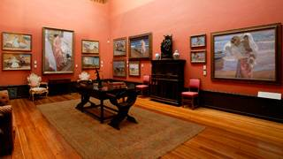 Room in the Sorolla Museum, Madrid © Ministerio de Cultura y Deporte