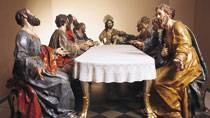 Salzillo, 'The Last Supper'. Salzillo Museum, Murcia © Turespaña