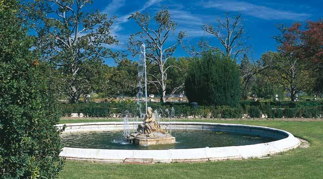 Jard n de la isla garden gardens in aranjuez madrid at for Golf jardin de aranjuez