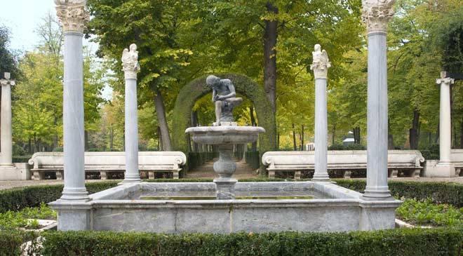 Jard n de la isla garden gardens in aranjuez madrid at for Jardines de aranjuez horario