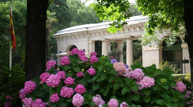 Jardin botanique royal jardins madrid sur spain is culture for Jardin botanico de la rioja