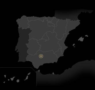 Route of the flamenco singer Cayetano Muriel