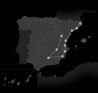 Route of the Iberians