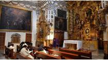 Main altar of the La Concepción church in Borja © Enrique Lacleta Paños. Archivo del CESBOR